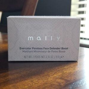NIB Mally Evercolor Poreless Face Defender Boost